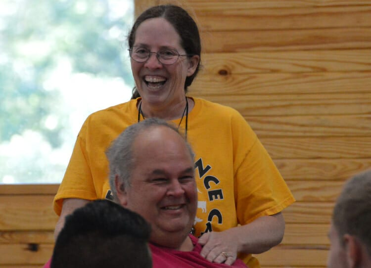 Our Team - Lori & Scott Martin Owners, Founders, Executive Directors - Cub Creek Science and Animal Camp