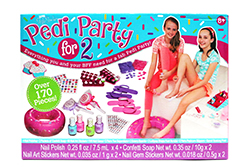 Pedicure Kit - $15.00
