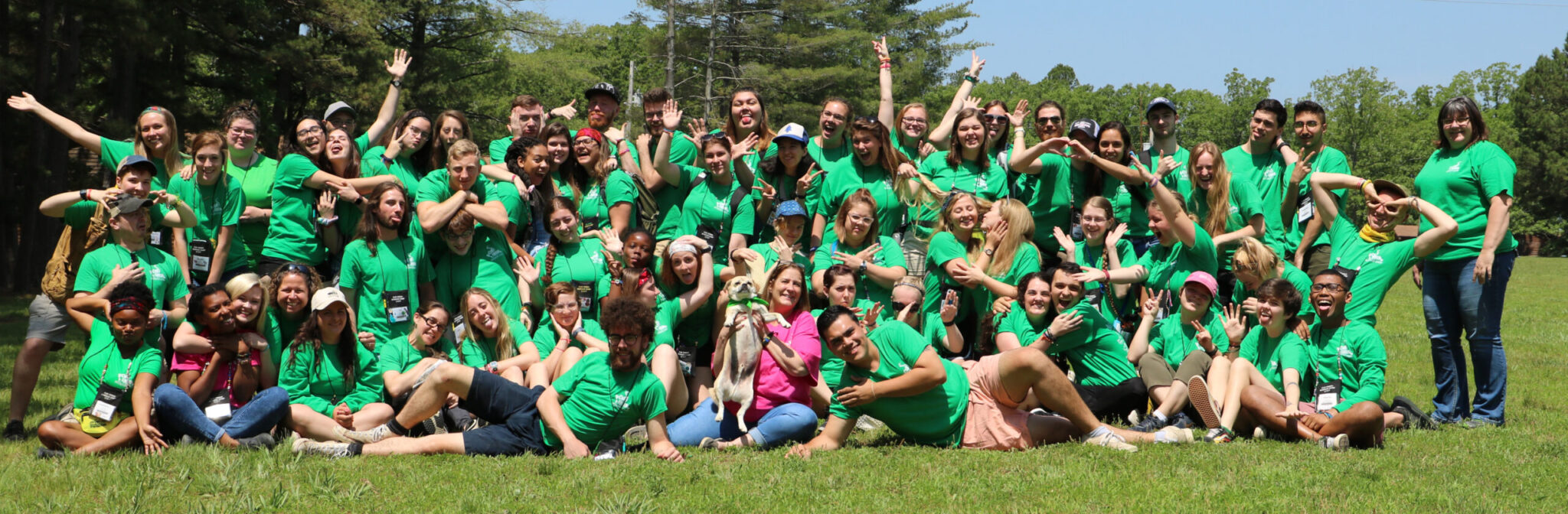 Join Our Team - Cub Creek Science Camp