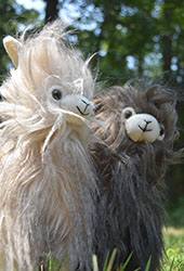 Llama Plush Toy - $12.00