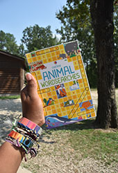 Animal Word Search Book - $5.00