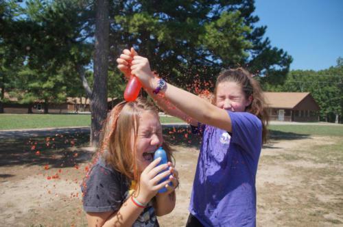 Campers Color Games - Cub Creek Science Camp