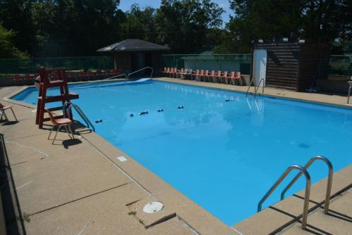 Swimming Pool - Cub Creek Science and Animal Camp