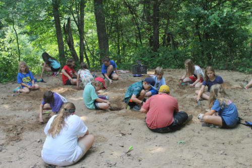 Gemstone Quarry - Cub Creek Science Camp